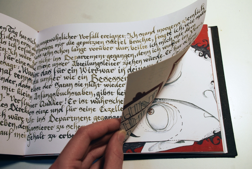 gogol illustratorin aus leipzig anemone kloos