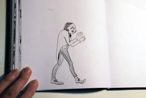 Leipziger Illustrationen Anemone Kloos Nikolaj Gogol